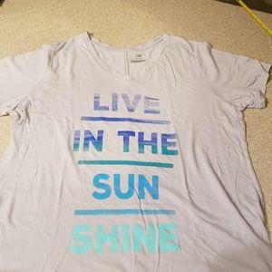 Dry tek t shirt/ 2 for $10